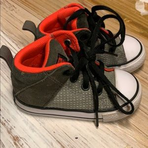 Toddler Converse High Top Sneakers 5